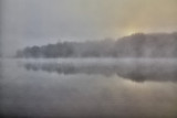 Leaser Lake in the morning