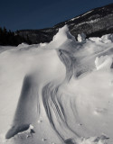 Winter Wind Sculpture
