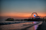 Santa Monica Summer Night