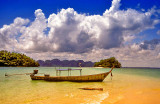 Longtail Sandbar off Krabi