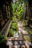 Entry Garden & Fish Pond