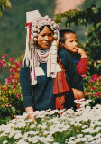 Hill Tribe Mother & Child