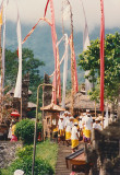 Festival Time at The Mother Temple of Besakih