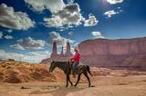 Navajo Horseman