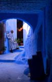 Morocco's Blue City