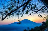 Mount Kintamani Sunrise