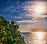 The Cliffs & Sunset