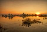 Daybreak on Mono Lake