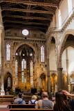Interior, Santa Croce