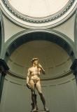 Michelangelo's original 'David'