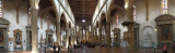 Interior The Basilica di Santa Croce