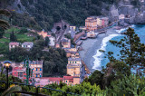 Monterosso al Mare & the train tunnels to the other four villages