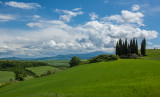 Tuscany: 8,900 square miles of history, wine & green.