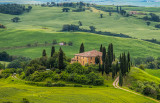 Serene Val d' Orcia