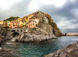 Manarola on the Rocks