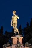 David Replica at Palazzo Michelangelo