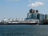 Canada Place Cruise Ship Terminal