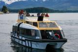 Tender / Lifeboat - Icy Strait