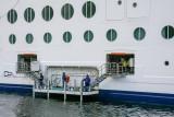 Folding Dock