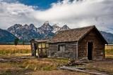 Mormon Row & Grand Tetons