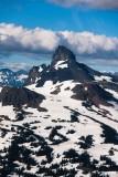 Black Tusk Mountain