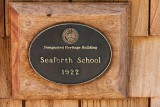 Seaforth School 1922