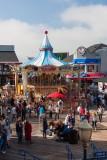 Carousel On Pier 39
