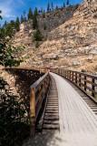 Kettle Valley Railroad Trestle