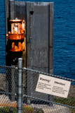 Fog Horn Warning Sign