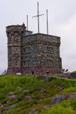 Cabot Tower On Signal Hill - Dusk