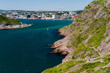 St. John's Harbour and The North Head Hiking Trail