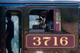 Kettle Valley Raildoad, Tourist Train