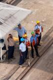 Friendly Canal Workmen