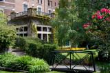 Empress Hotel Grounds