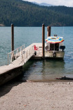 Rainbow Falls Boat Dock