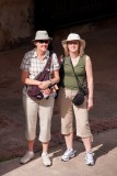 The Twins At San Cristobal Fort