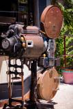 1939-1945 Simplex E-7 Movie Projector