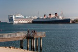 Star Princess and Queen Mary