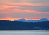 14 olympic sunset