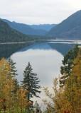 47 lake cushman fall