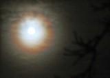 full moon for christmas
