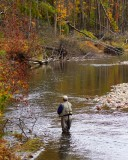 Fishing Creek near Benton PA