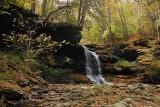 Lewis Falls on Heberly Run