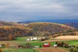 Autumn from the Benton Overlook