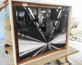 Tunnelvision 90cm x 72cm - pre client delivery at Epsilon