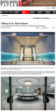 Tiffany HK flagship store, featured in Tatler