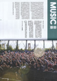 Image of Clockenflap 2012 in the 2013 booklet