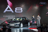 Audi - Launch of A8