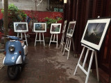 Going South Exhibition at Chula in Hanoi