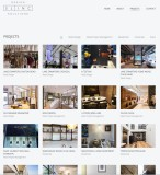 Featured projects on the Slinc-Design Website